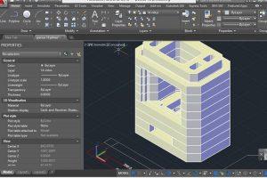 Židinio 3D projektavimas